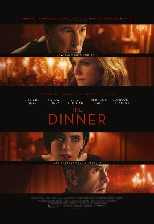 The Dinner - Movie Poster