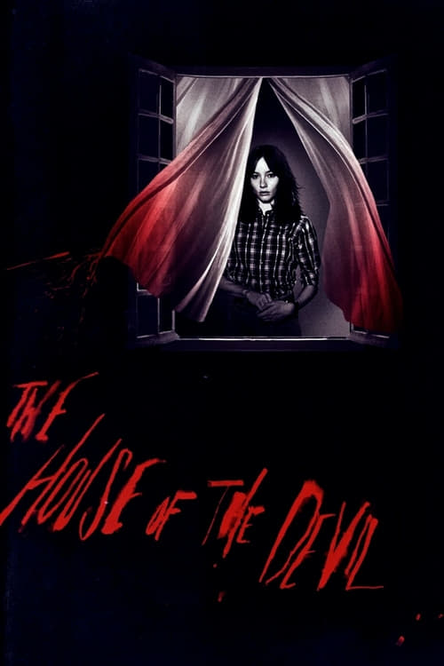 The House of the Devil - Movie Poster