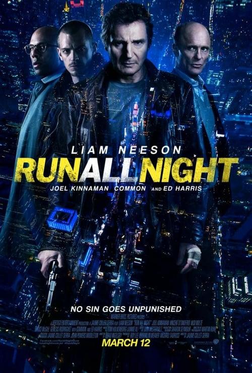Run All Night - Movie Poster