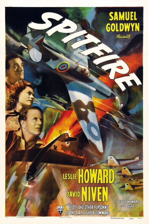 The First of the Few - Movie Poster