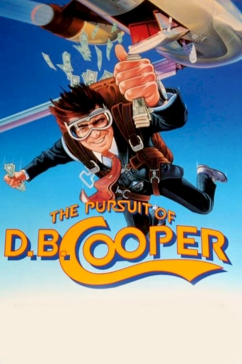 The Pursuit of D.B. Cooper - Movie Poster