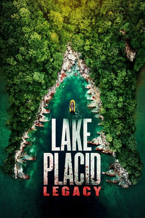 Lake Placid: Legacy - Movie Poster