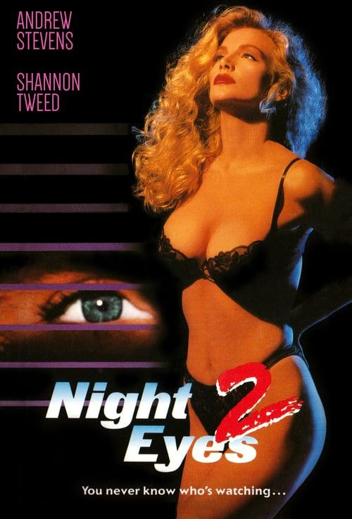 Night Eyes II - Movie Poster