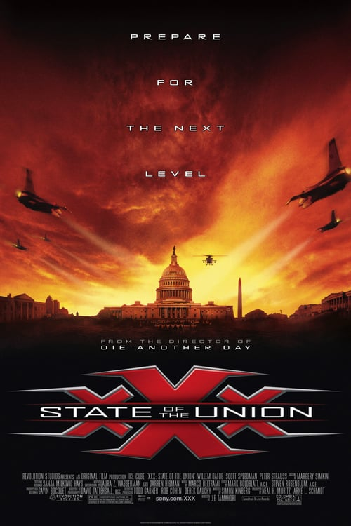 xXx: State of the Union - Movie Poster