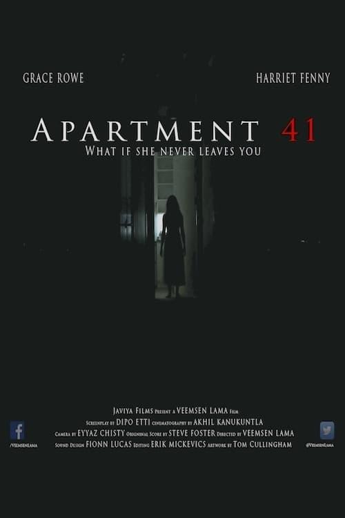 Apartment 41 - Movie Poster