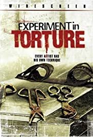 Experiment in Torture - Movie Poster