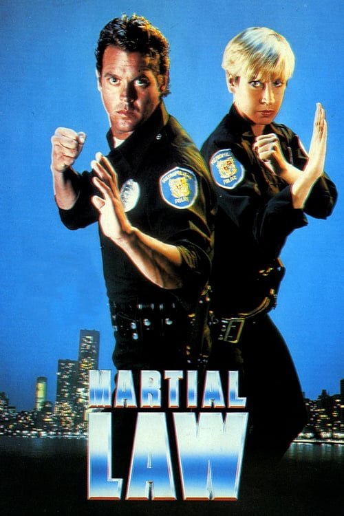 Martial Law - Movie Poster