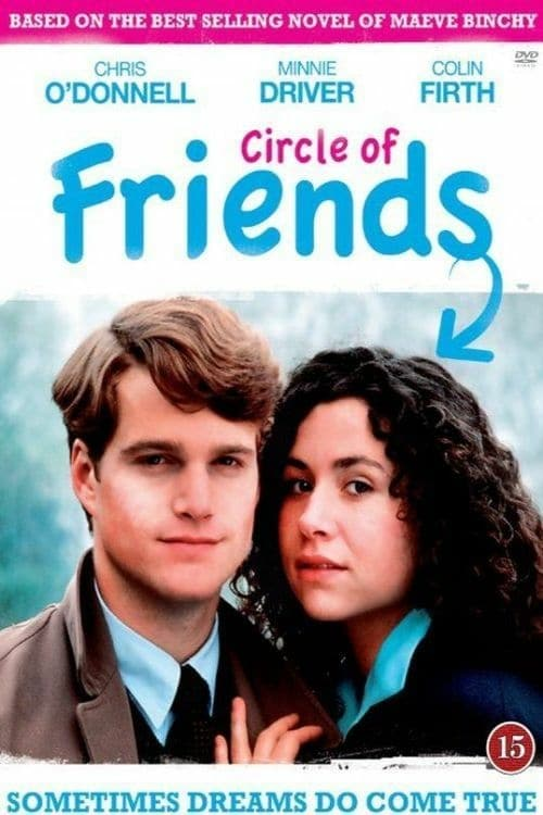 Circle of Friends - Movie Poster