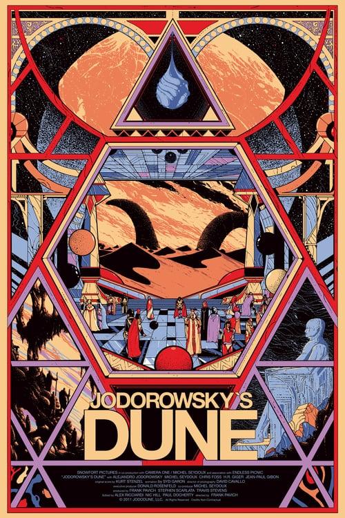 Jodorowsky's Dune - Movie Poster