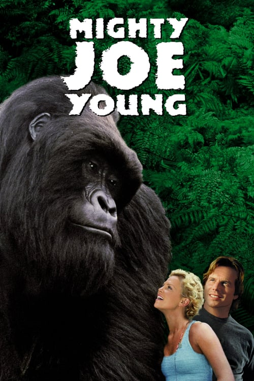 Mighty Joe Young - Movie Poster