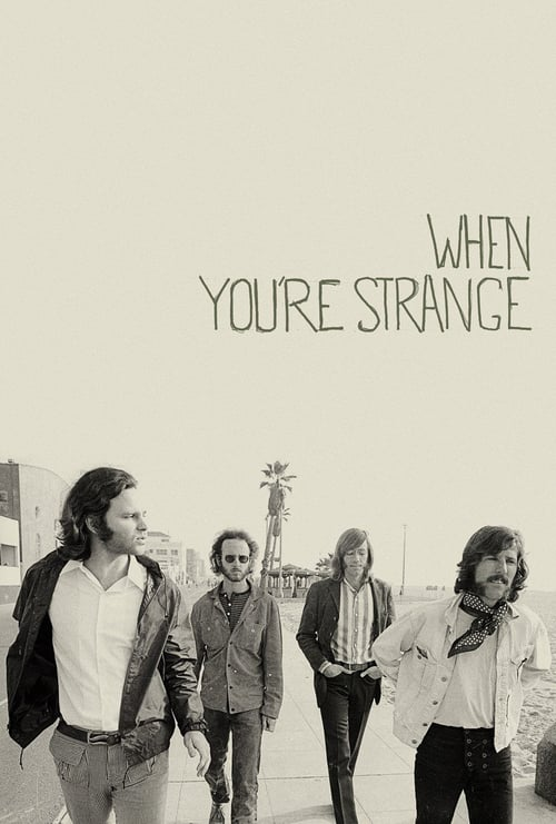 When You're Strange - Movie Poster
