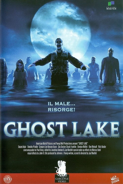 Ghost Lake - Movie Poster