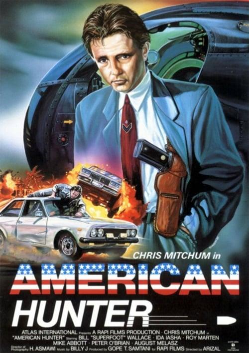 American Hunter - Movie Poster