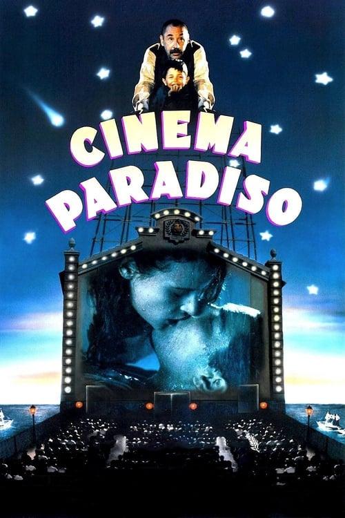 Cinema Paradiso - Movie Poster