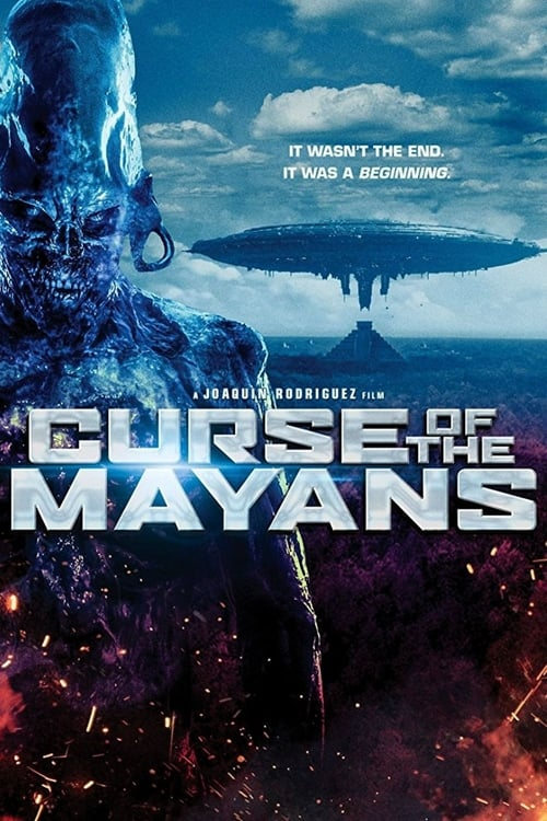 Curse of the Mayans - Movie Poster