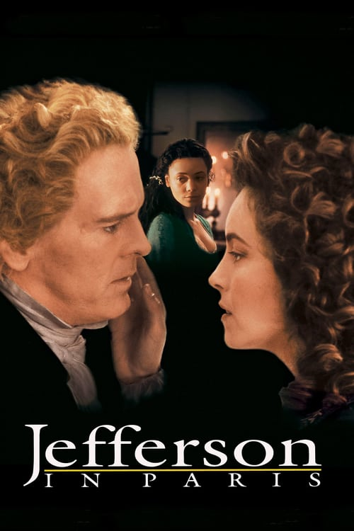 Jefferson in Paris - Movie Poster