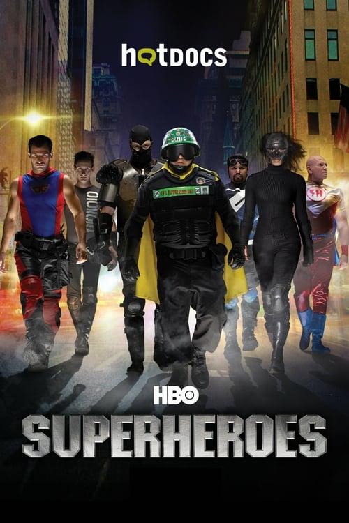 Superheroes - Movie Poster