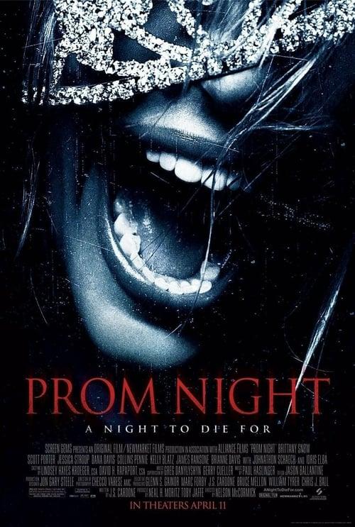 Prom Night - Movie Poster