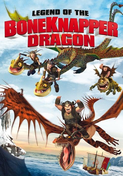 Legend of the BoneKnapper Dragon - Movie Poster