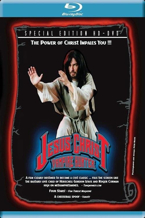 Jesus Christ Vampire Hunter - Movie Poster