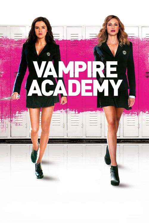 Vampire Academy - Movie Poster