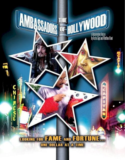 The Ambassadors of Hollywood - Movie Poster