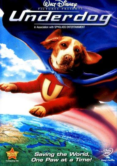 Underdog - Movie Poster