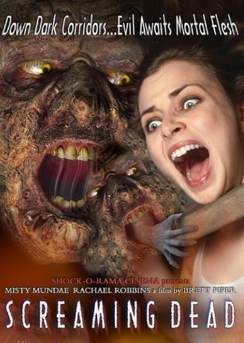 Screaming Dead - Movie Poster
