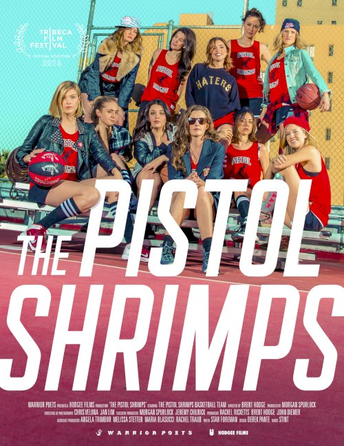 The Pistol Shrimps - Movie Poster