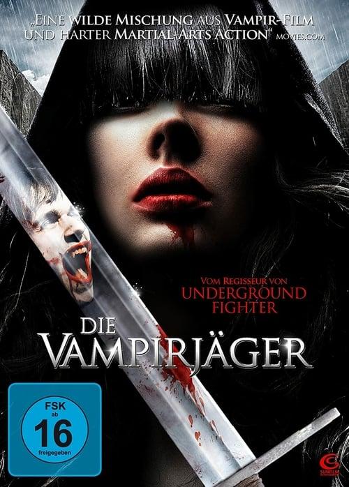 Vampire Warriors - Movie Poster