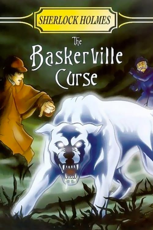 Sherlock Holmes and the Baskerville Curse - Movie Poster