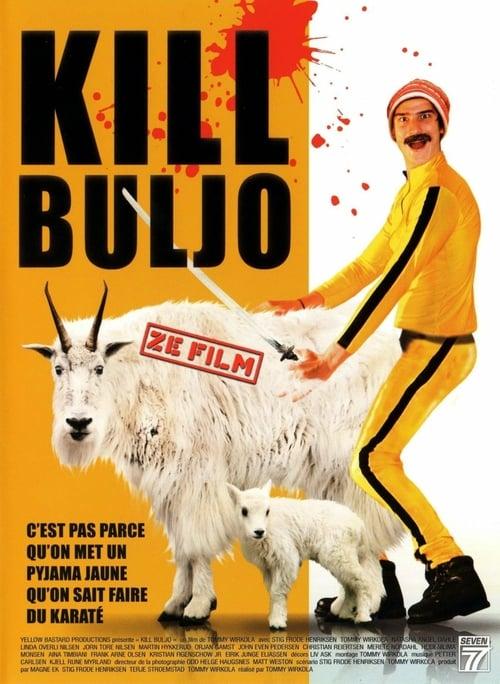 Kill Buljo - Movie Poster