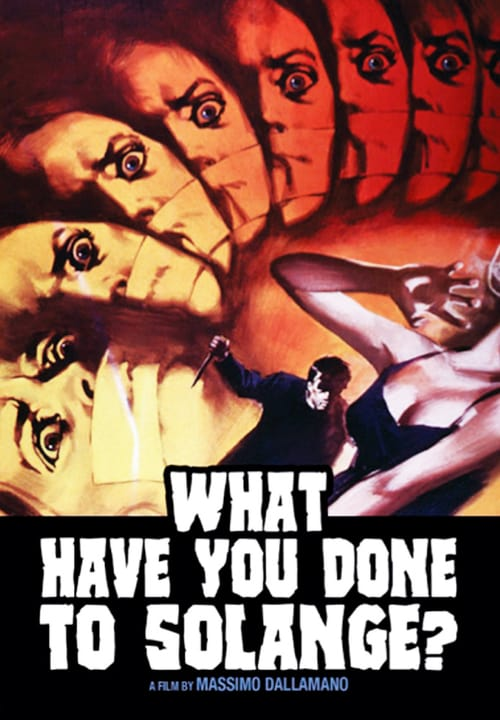 What Have You Done to Solange? - Movie Poster