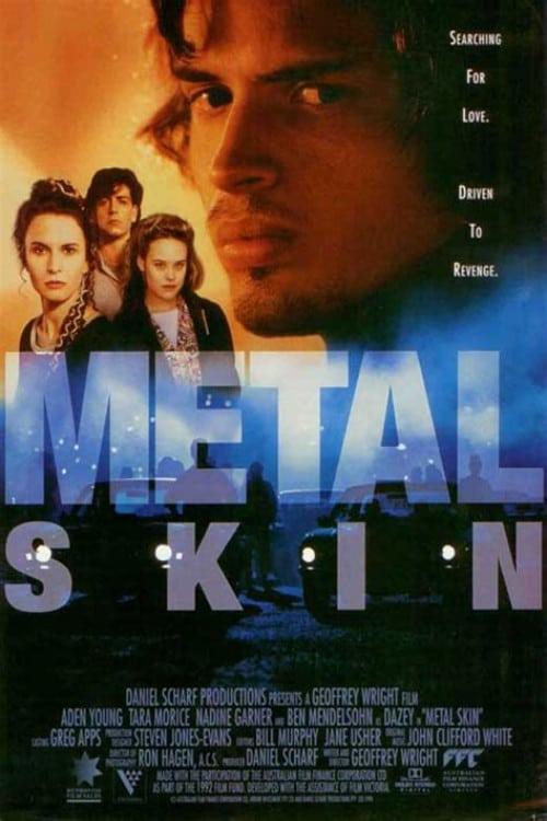 Metal Skin - Movie Poster