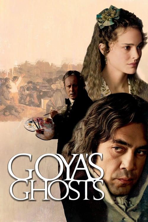 Goya's Ghosts - Movie Poster