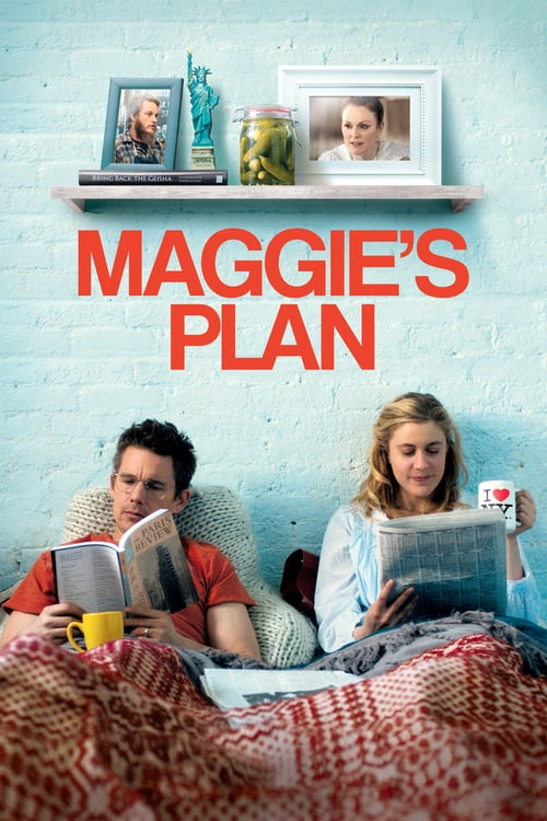 Maggie's Plan - Movie Poster