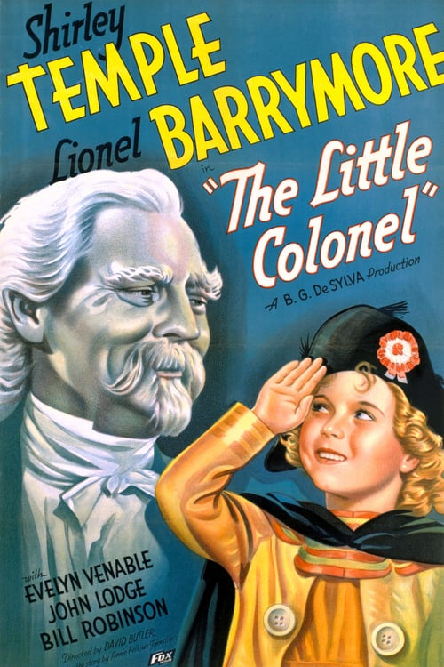 The Little Colonel - Movie Poster