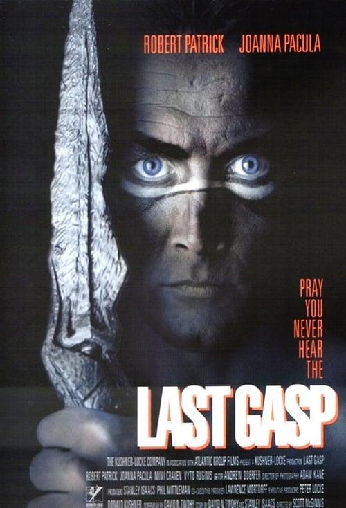 Last Gasp - Movie Poster