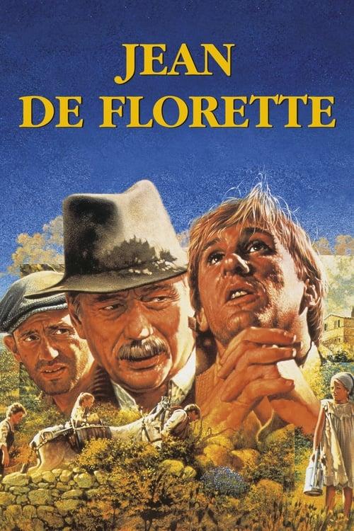 Jean de Florette - Movie Poster