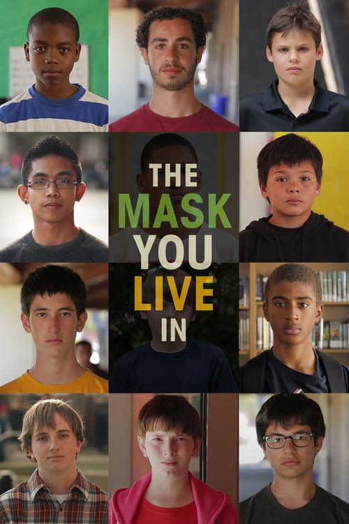 The Mask You Live In - Movie Poster