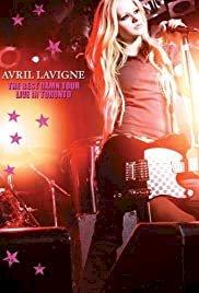 Avril Lavigne: The Best Damn Tour - Live in Toronto - Movie Poster