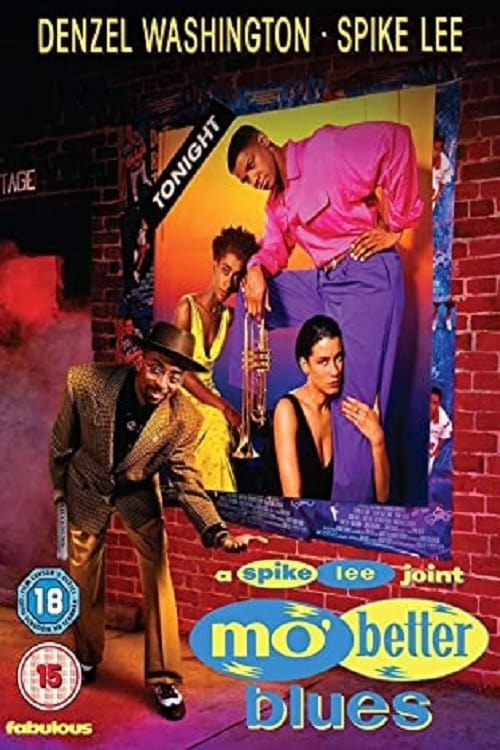 Mo' Better Blues - Movie Poster