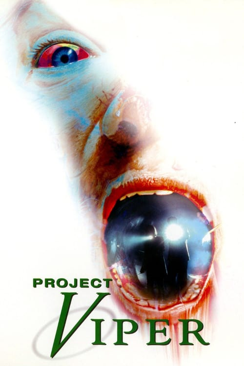 Project Viper - Movie Poster