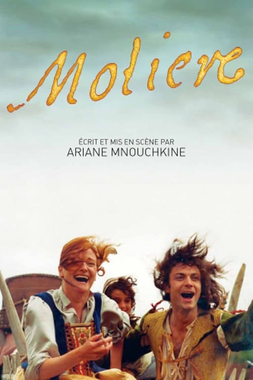 Molière - Movie Poster