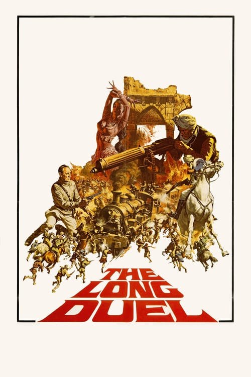 The Long Duel - Movie Poster