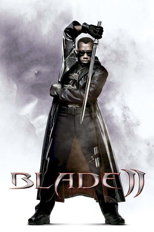 Blade II - Movie Poster
