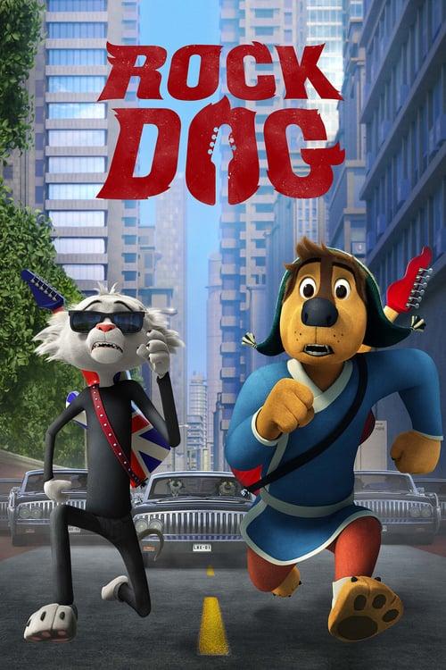 Rock Dog - Movie Poster