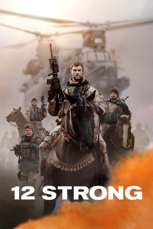 12 Strong - Movie Poster
