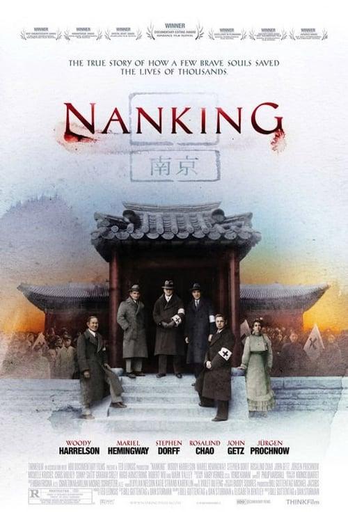 Nanking - Movie Poster