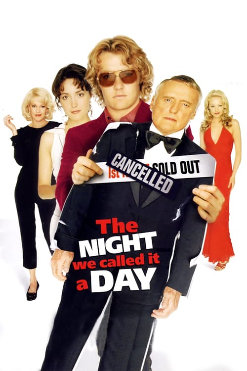 The Night We Called It a Day - Movie Poster